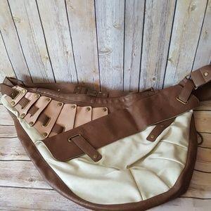 Large marvel crossbody bag faux leather  NWOT